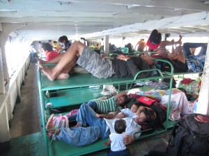 coron ferry beds