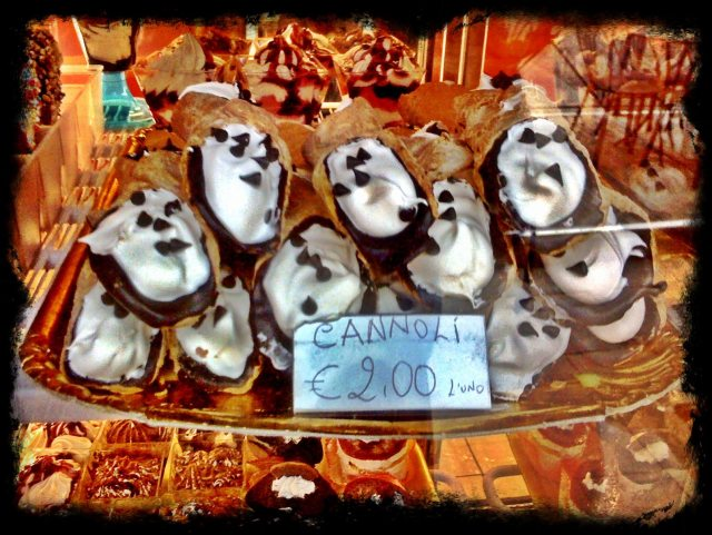 Cannoli iPhoneography